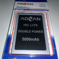 Baterai advan i5c lite 5 inch