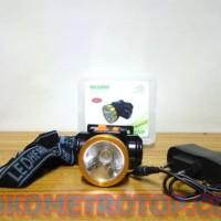 SENTER KEPALA (HEAD LAMP) MUXINDO 10W