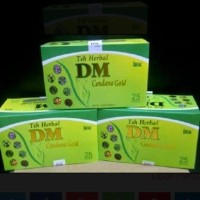 Teh Herbal DM Kencana Gold