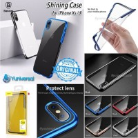 Baseus iPhone Xs - X Shining Case TPU Soft Ultrathin Glitter ORIGINAL