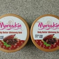 MORESKIN BODY BUTTER WHITENING GOLD NASA