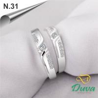 Cincin Kawin Tunangan Perak N.31 (SINGLE)