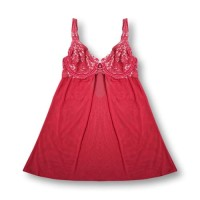 Lingerie Tori Flower Lace Red