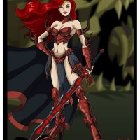 HeroMart Poster UnArmored Gravelyn / AQW AQWorlds Adventure Quest