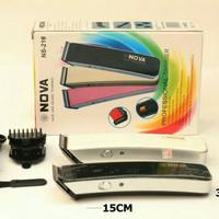 Alat Cukur Otomatis Baterai Merk NOVA -216 Rechargeable Hair Clipper