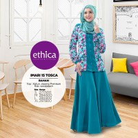 Gamis Ethica 15 Tosca size S Disc 35 Persen