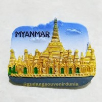 Magnet Kulkas Myanmar 11-99