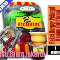 Paket Roti Pelangi Daging Grill Tebal