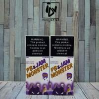 E LIQUID VAPOR VAPE - PB & JAM MONSTER LIMITED EDITION 3MG / 100ML