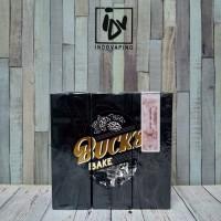 E LIQUID VAPOR VAPE - BUCKS BAKE BY MILF 3MG/60ML