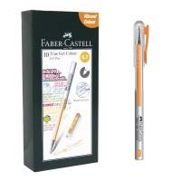 Faber-Castell True Gel Pen -- Orange Ink 0.7 mm