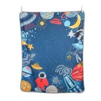 Maison Elmesa Baby Blanket - SPACE CIRCLE