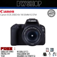 Canon EOS 200D Kit 18-55MM IS STM - Canon 200D