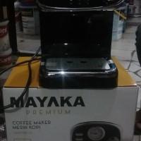 Mesin kopi Mayaka premium CM5013B coffee maker