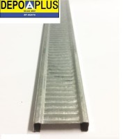 metal furring Aplus kecil 4m partisi plafon gypsum gipsum