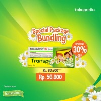 Transpulmin Special Package Bundling Old Package - 10gr