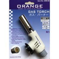 ORANGE GAS TORCH KEPALA PEMANTIK GAS / BLOW TORCH ALAT BAKAR FLAME GUN