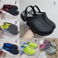 Sandal Crocs / Croc LiteRide Graphic Clog Terbaru
