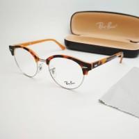 Frame Kacamata Rayban 4246-V tortoise orange - frame kacamata minus