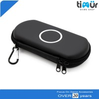 Tas Airfoam Pocket Dompet Case Bag PSP 1000 2000 3000 Warna Hitam