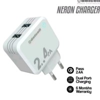 CHARGER DELCELL ADAPTOR ASUS SONY XIAOMI SAMSUNG 2 PORT 2,2 A ORIGINAL
