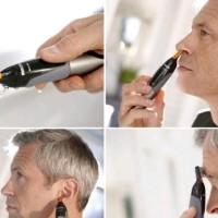 Philips Nose Trimmer NT3160 Original Alat Pencukur Bulu Hidung Alis
