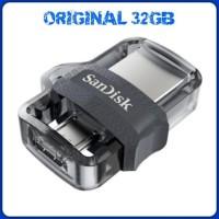 SANDISK ULTRA OTG M3 32 GB NEW FLASHDISK SANDISK OTG m3.0 32GB USB 3.0