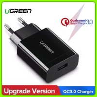 Charger UGREEN Qualcomm Certified Quick Charge 3.0 18 W Original for