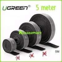Ugreen Nylon Loop Wire Organizer 500 cm Pengikat Kabel Insulock Ties