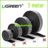 Ugreen Nylon Loop Wire Organizer 300 cm Pengikat Kabel Insulock Ties