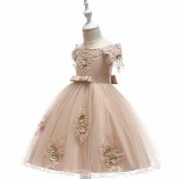 Baju Anak Perempuan Dress Pesta Anak Gaun Pesta Anak