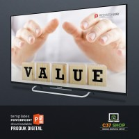 Template PowerPoint VALUE PROPOSITION | PresentationLoad