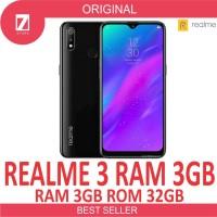 REALME 3 RAM 3GB ROM 32GB Garansi Resmi Original 100%