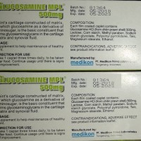 Harga Glucosamine 500 Mg Hargano.com