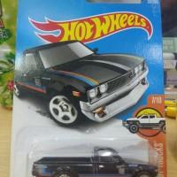 Hot wheels Datsun 620 Black us card