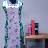 Dress Batik Katun Tulis Lasem Brand Batik Muda - BAAD25151 (Uk S)