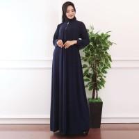 Baju Gamis Wanita Gamis Jersey Premium Garansi Uang Kembali! 9875