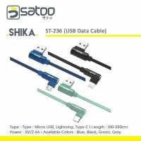 Kabel Data Satoo Shika Micro 2.4 A