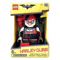LEGO 9009310 - Brick and More - Harley Quinn Minifigure Alarm Clock