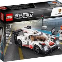LEGO 75887 - Speed Champions - Porsche 919 Hybrid
