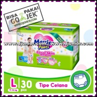 MERRIES - PANTS GOOD SKIN L30 / POPOK CELANA L 30
