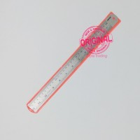 Penggaris besi / Stainless steel ruler - joyko - 30 cm