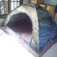 Tenda Dome Gunung Camping Camo Loreng 2-3 Orang BUKAN eiger consina