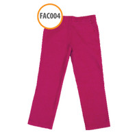 Celana Anak Girl Basic Fit FAC004 Pink by Afra Kids