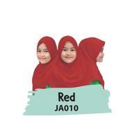 Jilbab Anak by Afra Kids Size S,M