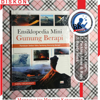 Ensiklopedia Mini Gunung Berapi