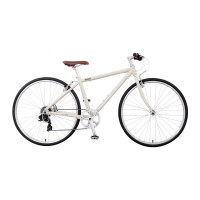 Asahi Weekend Bike 700 C Alloy - Ivory