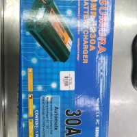 Sumura 30 A, Cas Aki / Battery Charger