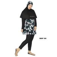 BAJU RENANG MUSLIMAH SULBI SBDP 388 / BAJU RENANG WANITA / XL