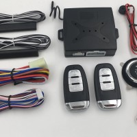 Modul PKE passive keyless entry push start engine mobil jaman now